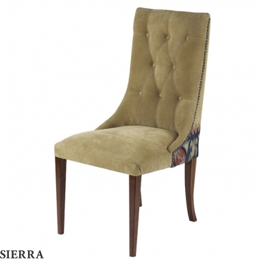 Broadway Tufted Studs Chair