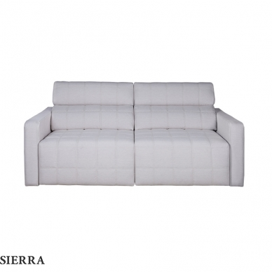 BLOCK 2 EXTENDABLE SEATS SOFA