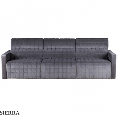 BLOCK 3 EXTENDABLE SEATS SOFA