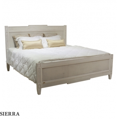 Riga King  Bed
