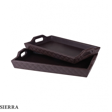 Set of 2 Trays